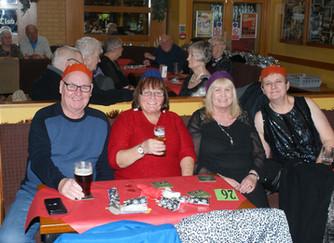 Senior Members Christmas Dinner - 2019