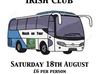 Warrington Irish Trip