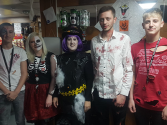 Team Halloween!
