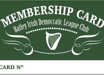 Membership Subs