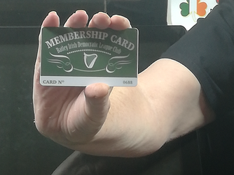Don't Forget Your Card!