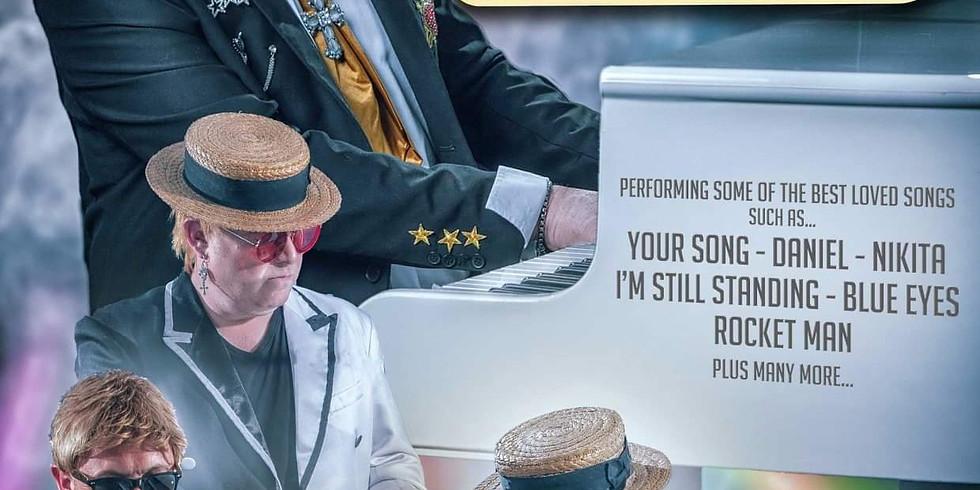 Alex Jon performs Sir Elton John
