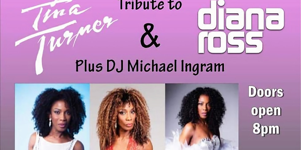 Diana Ross & Tina Turner - SOLD OUT