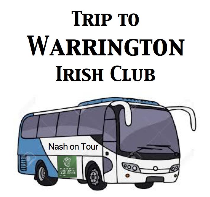 Warrington Trip Logo