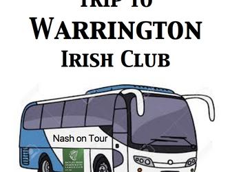 Warrington Trip