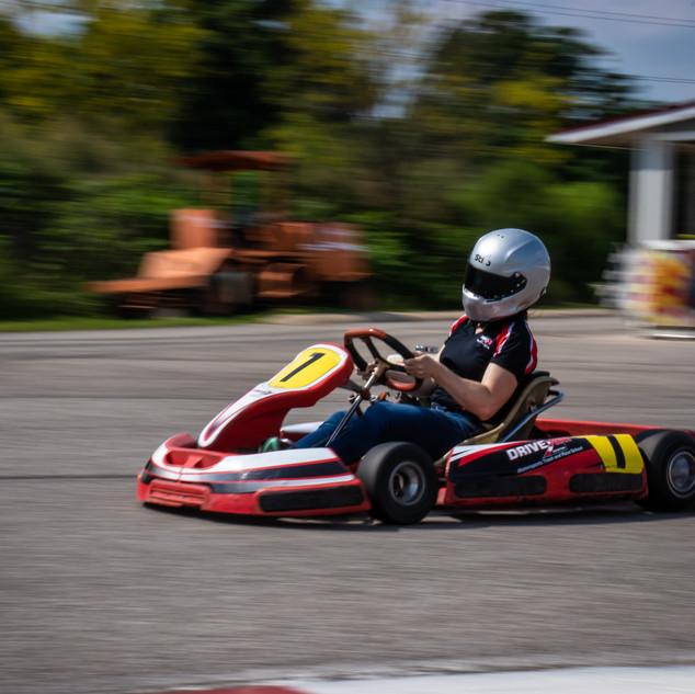 Sunday Karting