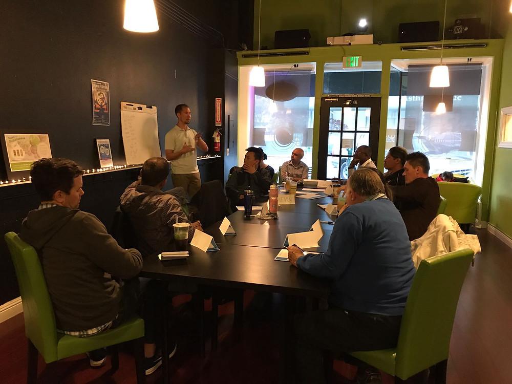 San Mateo REI Meetup