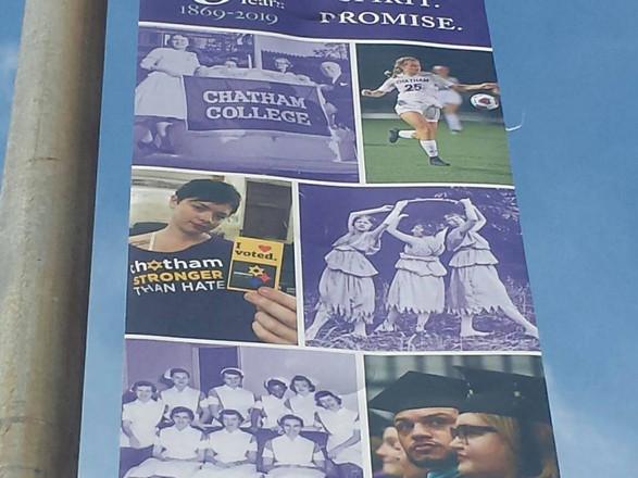 Boulevard Banner & Bracket