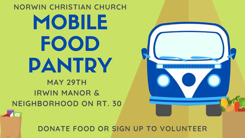 NCC Mobile Food Pantry