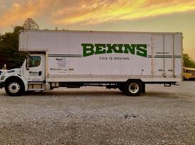 Box Truck Lettering