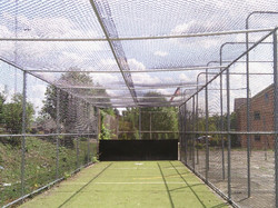 Pitching and Hitting Cage
