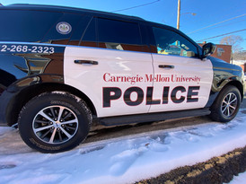 Police Wrap & Reflective Lettering