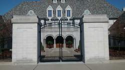 Gate for Chip Ganassi