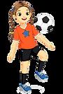 1308234-jeune-joueur-de-football-fille-v