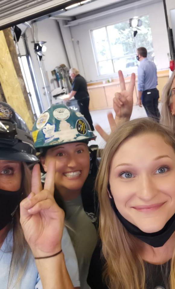 IBEW Women, Journeywomen & Apprentices & Doug Ford