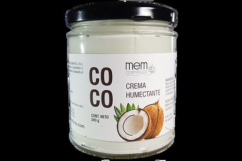 Crema VE Coco 240g