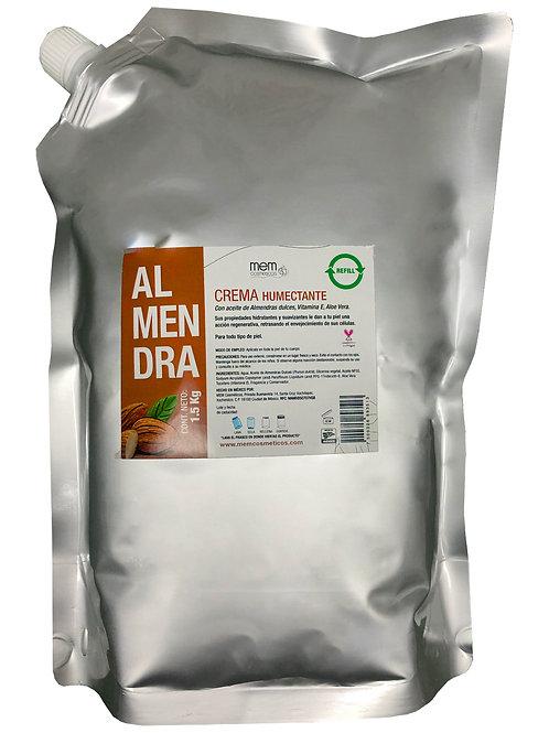 Crema VE Almendras Eco Refill
