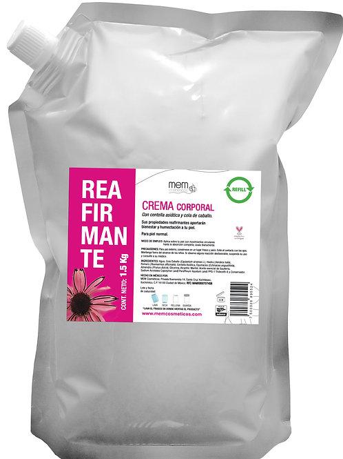 Crema Reafirmante Eco-REFILL 1.5Kg