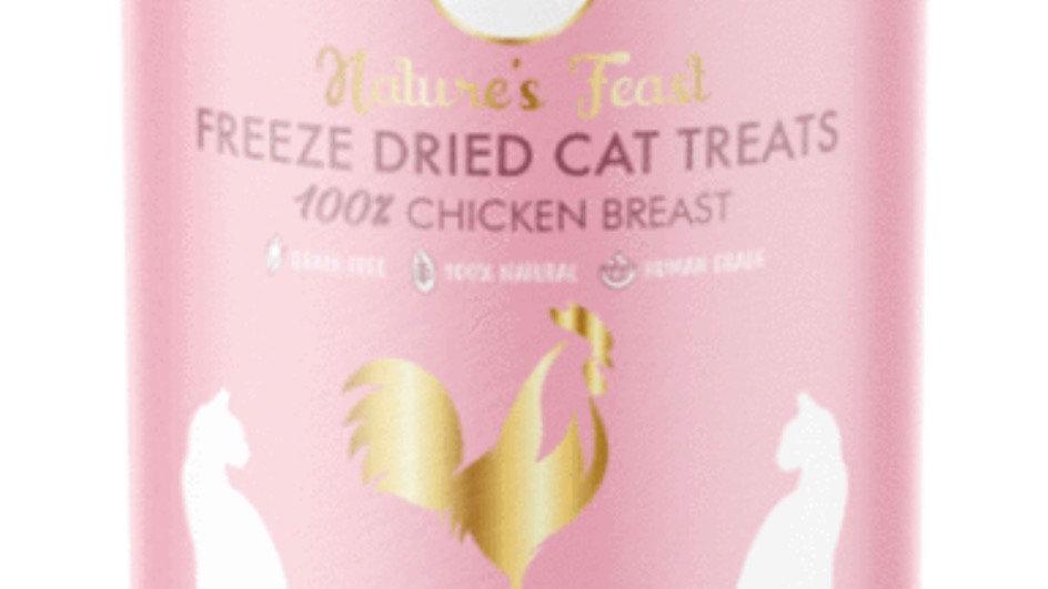 100% Chicken Breast Freeze Dried Cat Treats
