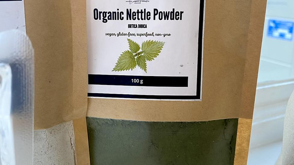 Organic Nettle Powder - 100g