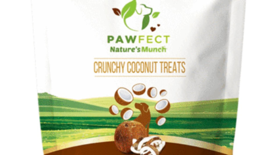 Freeze Dried Crunchy Coconut Treats