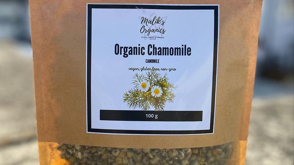 Organic Chamomile - 100g