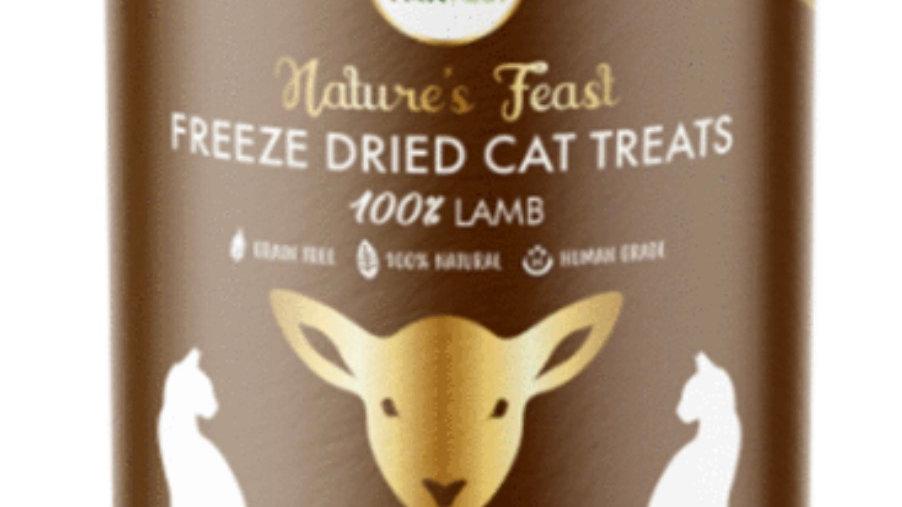 100% Lamb Freeze Dried Cat Treats