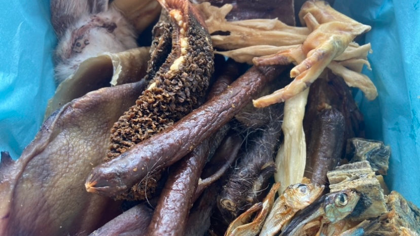 Nutritional Natural Dog Chews