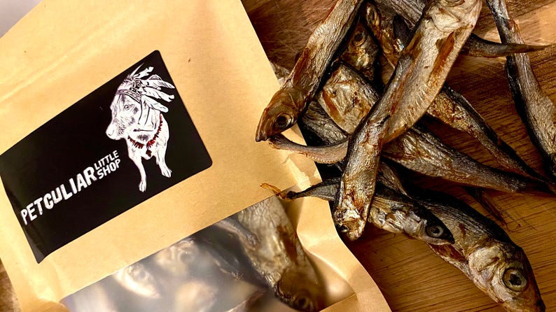 Natural & Dehydrated Sprats