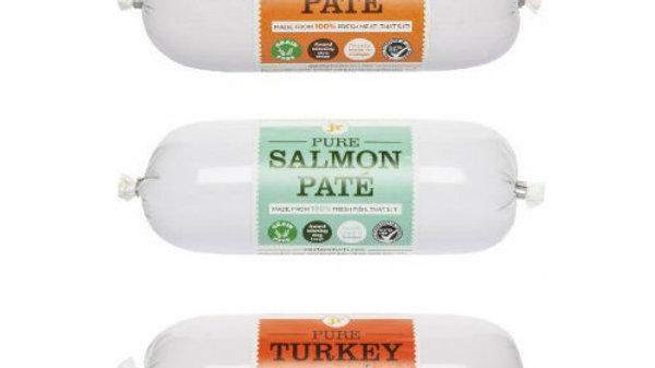100% Pure Turkey/Duck/Chicken Paté