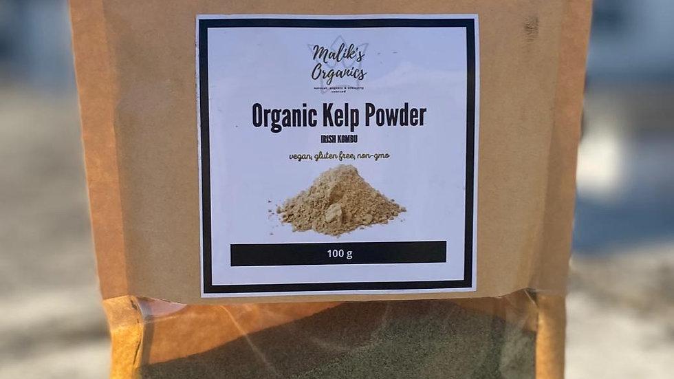 Organic Kelp Powder - 100g