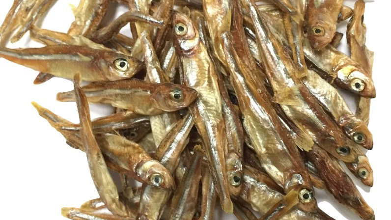 LIMITED STOCK - Air dried Smelts 100g