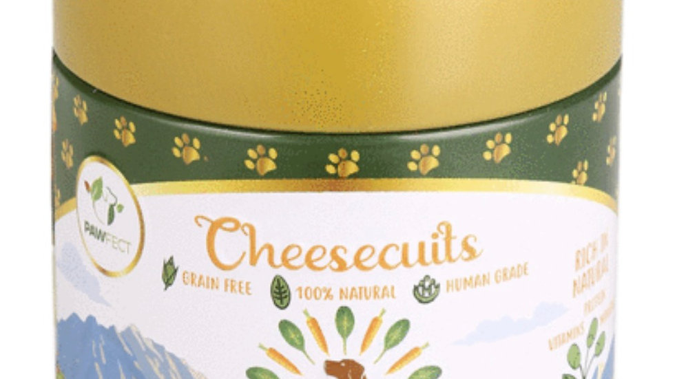Cheesecuits - Made with Himalayan Cheese 100g