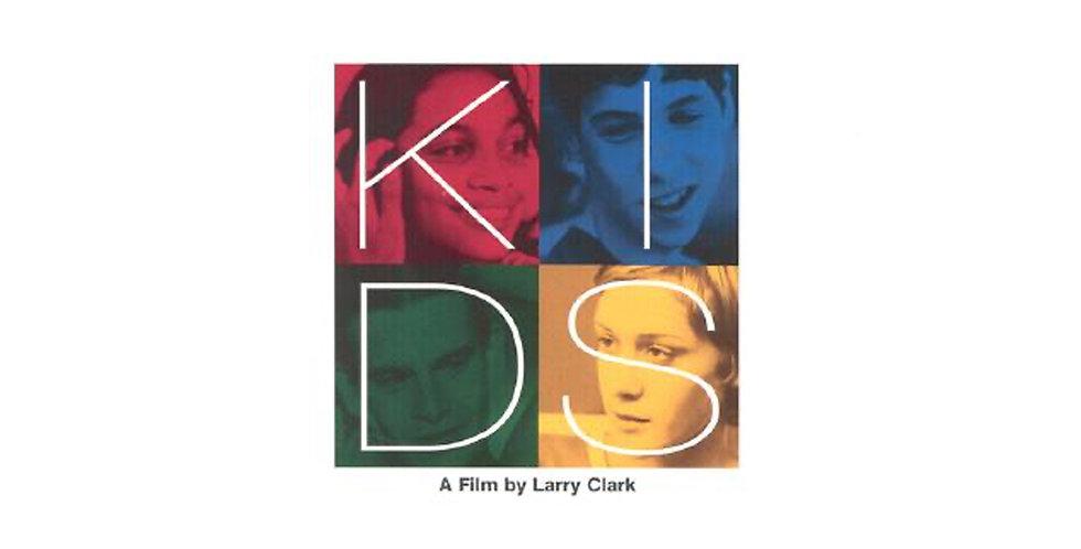 Larry Clark  and Harmony Korine / KIDS. A Film by Larry Clark.