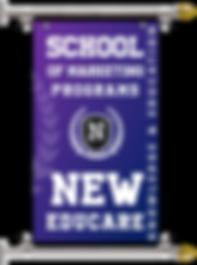 MARKETING PROGRAMS OF NEW EDUCARE BANNER