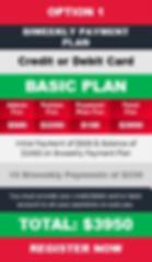 3850 Option 1 Biweekly Payment Plan 230.