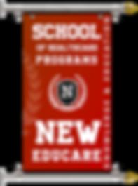 HEALTHCARE PROGRAMS OF NEW EDUCARE BANNE