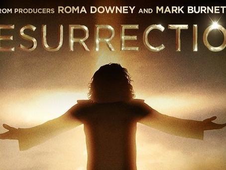 "Discovery Plus Premieres ""Resurrection"" from Roma Downey & Mark Burnett"