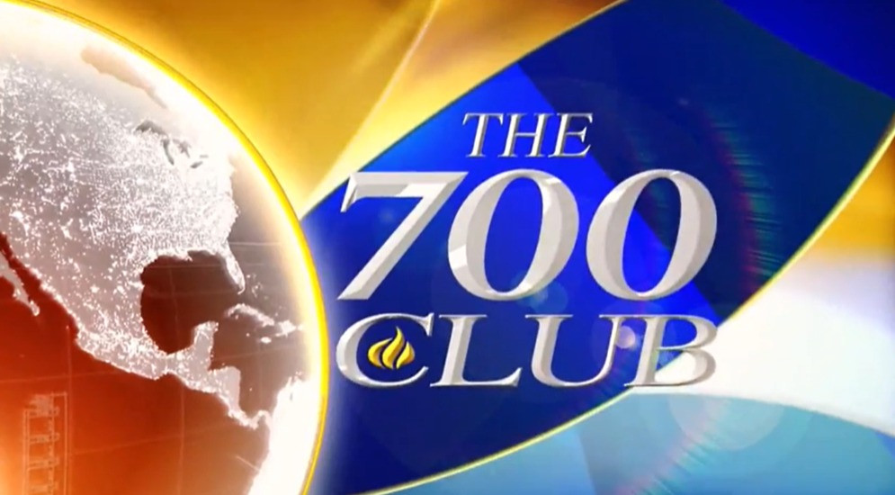 """A digital graphic for """"The 700 Club."""""""