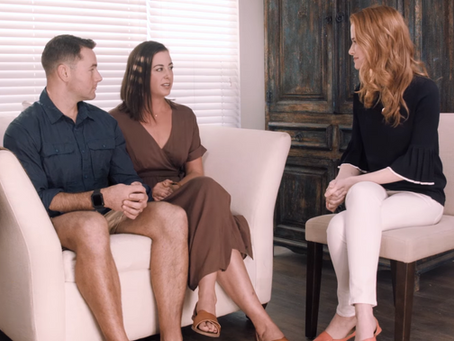 Pure Flix and Sarah Drew Deliver a Big Surprise to Newly Adoptive Parents