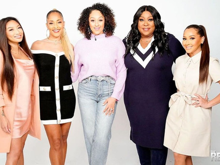 "Tamera Mowry-Housley Leaving ""The Real"""