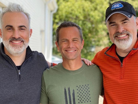 The Kendrick Brothers Team up with Kirk Cameron for a New Movie