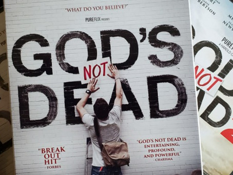 "Fall Release for ""God's Not Dead"" 4"