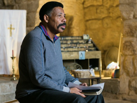 """Tony Evans' Film """"Journey with Jesus"""" Coming to Theaters This Fall"""