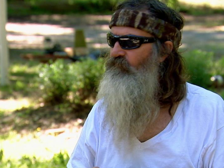 "A Call to Unity from ""Duck Dynasty"" Patriarch Phil Robertson"