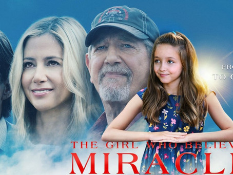 "Kevin Sorbo Stars in ""The Girl Who Believes in Miracles"""