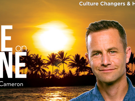 A New TV Program with Kirk Cameron