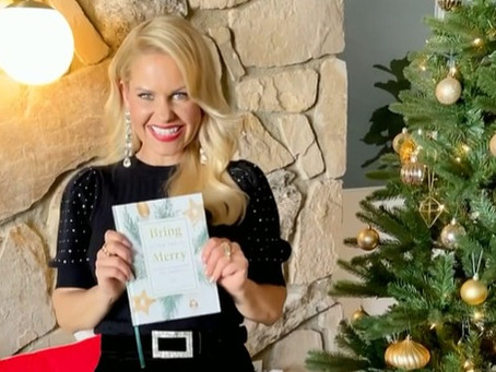 Candace Cameron Bure out Early with a Christmas Devotional