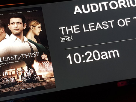 "A Big Drop at the Box Office for ""The Least of These"""