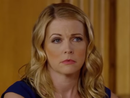 "Melissa Joan Hart Remembers the Pressure of ""God's Not Dead 2"""